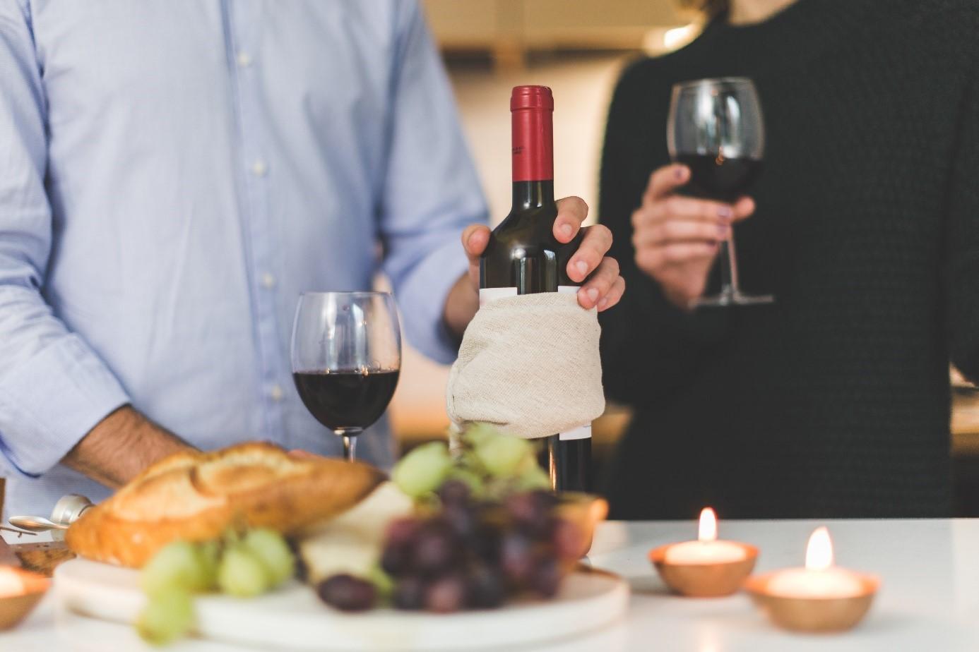 koken met wijn